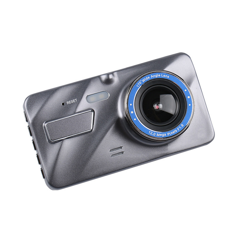 Dash Cam Dual Objektiv Full HD 1080P 4