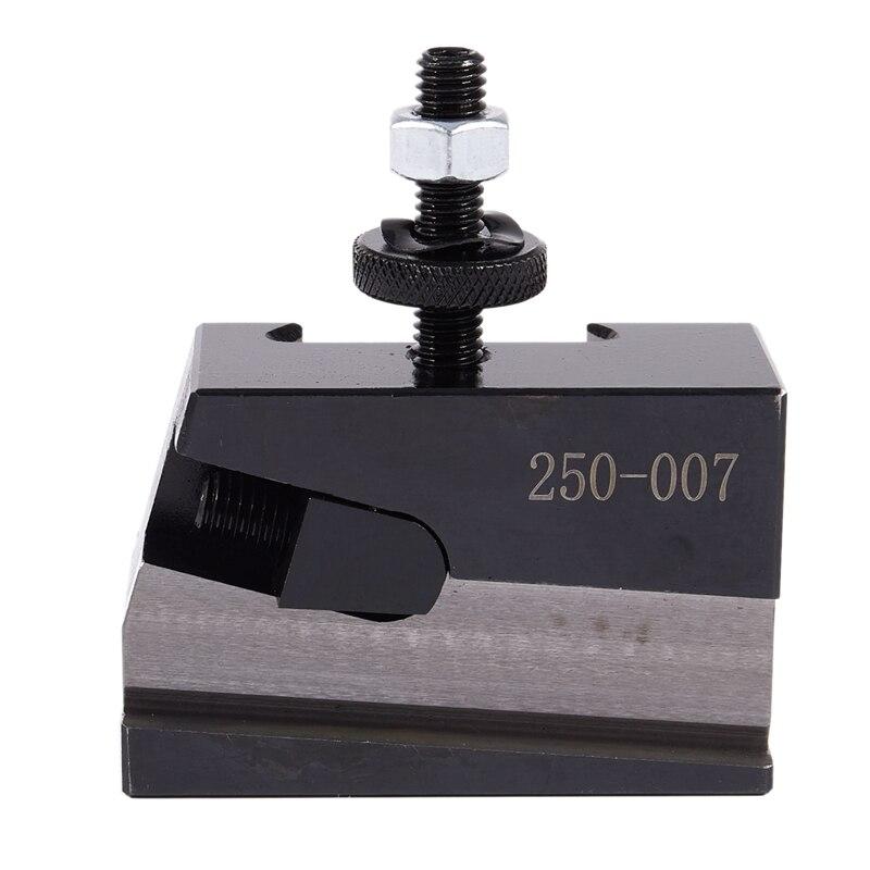 Топ 250 007 токарный станок с ЧПУ, держатель инструмента, быстрая замена, держатель для инструмента, набор винтов, сверлильный стержень, поворотный держатель, гаечный ключ