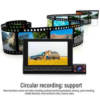 Dash Cam Video Recorder Rearview Camera 5