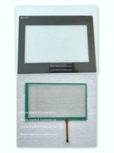 Brand New Touch Screen met Beschermende Film voor GS2107 WTBD Screen Guard Membraan Huid GS2107 WTBD Digitizer Touch Pad Glas