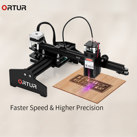 Ortur Laser MASTER 20W Engraving Machine 32 bit DIY Laser Engraver Metal Cutting 3D Printer For Windows with Safety Protection