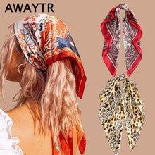 Женский ободок для волос awaytr в богемном стиле держатель галстуков