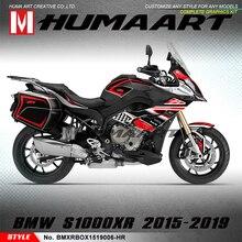 HUMAART grafik seti spor çıkartmaları yarış Logo çıkartmaları için S1000XR S 1000 XR 2015 2016 2017 2018 2019(BMXRBOX1519006 HR)