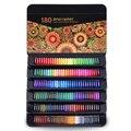 Brutfuner разноцветный 180 Цвет поверхность специальное масло для Цвет карандаши древесина мягкая вода Цвет карандаш для школы рисовать принадл...