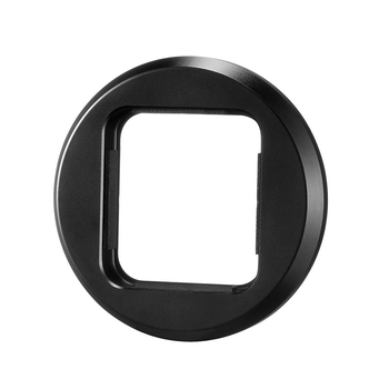 FFYY-for Ulanzi Anamorphic Lens 52MM Filter Adapter Ring for Mobile Phone 1.33X Wide Screen Movie Lens Videomaker Filmmaker image