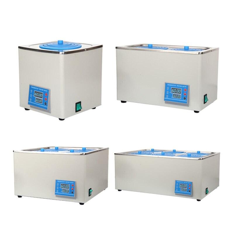 DXY цифровой термостатическая водяная баня Горячая водяная баня Цифровой Постоянная температура воды бак электрический котел для водяной б... - 2