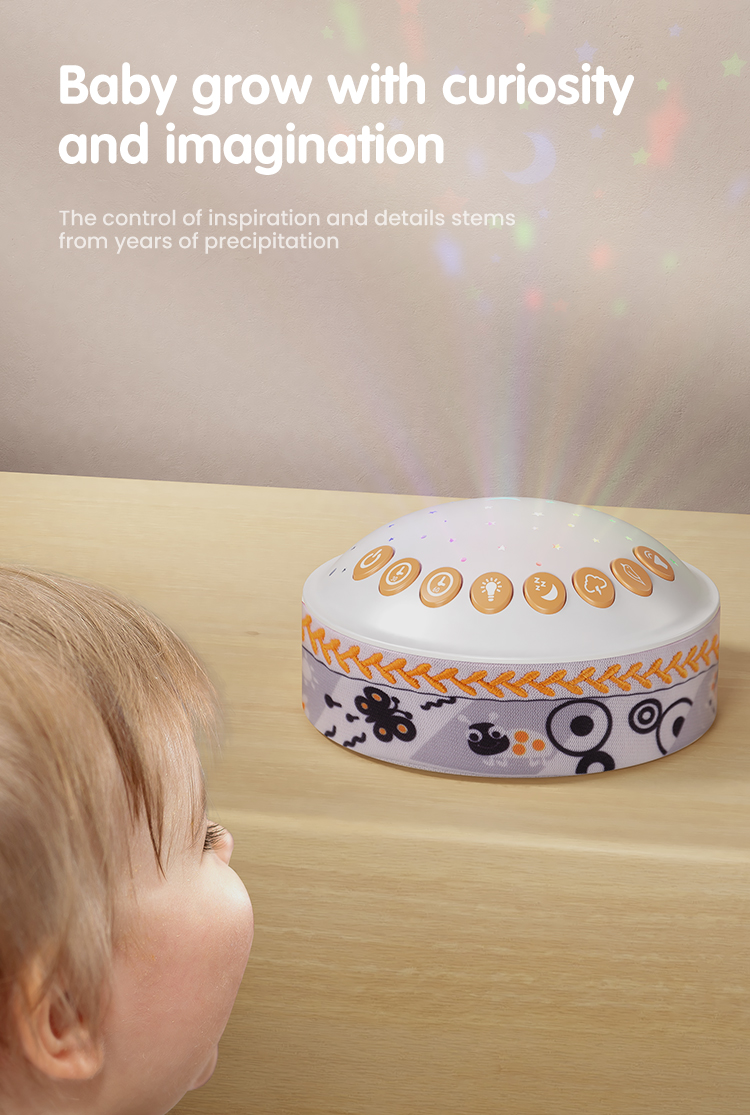Tumamãe projetor de luz noturna para crianças,