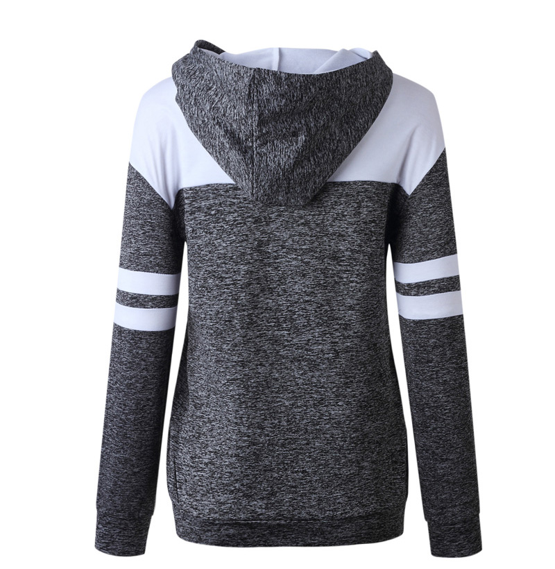 Lossky hoodies moletom feminino outono manga comprida