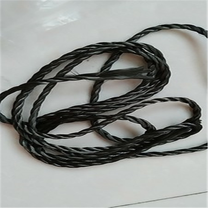 Carbon Rope Carbon Fiber Rope Graphite Rope Diameter 2mm 3mm 5mm Conductive High Temperature Resistance High Strength Spot