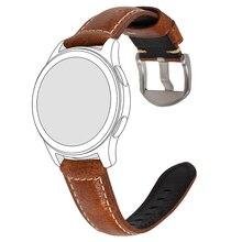 BEAFIRY Litchi/Oil Wax Genuine Leather Watch Band 24mm 23mm 22mm 21mm 20mm 19mm Watch Straps Brown Handmade Watchbands for men стоимость