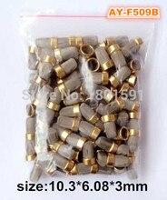 การใช้หัวฉีดโลหะตะกร้ากรอง 1000 ชิ้นสำหรับรถกระบะโตโยต้า 4Runner 2.4L การใช้ชุดหัวฉีด (AY F509B)