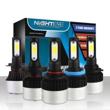 NOVSIGHT Car LED Headlights H7 H4/HB2/9003 H8/H9/H11 HB3/900