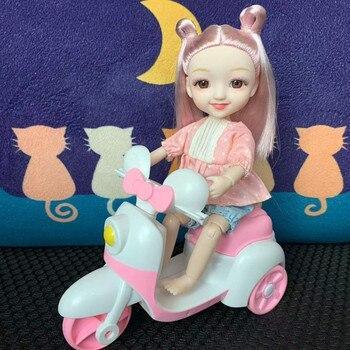 Кукла шарнирная 19 см. 3