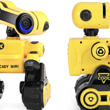 Remote voice control robot toys radio control rc programmable interactive walking singing dancing smart robotics for kids