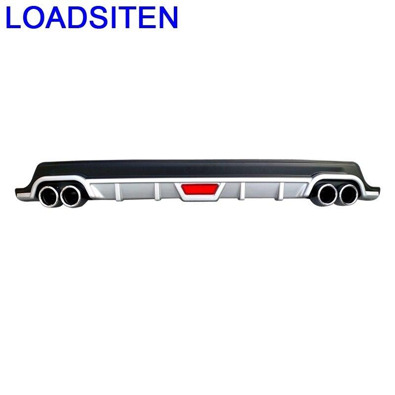 Modificação Auto Peças Tuning Spoiler Difusor Traseiro Lábio Dianteiro Do Carro Modificado Amortecedores 11 12 13 14 15 16 17 18 PARA Toyota Corolla