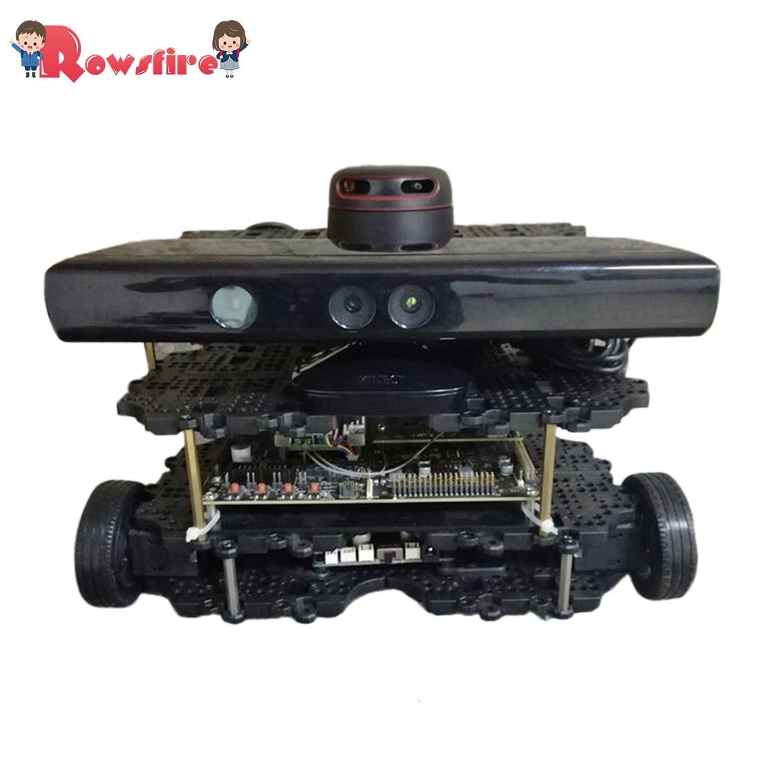 New Arrival Burger Version Robot Operating System Autopilot Robot Car Open Source Kit