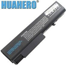 HUAHERO Battery for HP Compaq 6530B 6535b 6730b 6735b EliteBook 6930P 8440P 8440W 6440b 6445b 6540b 6545b 458640-542 HSTNN-UB68