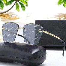 Luxury Square Punk Sunglasses Women Vintage Steampunk Sun Glasses Men