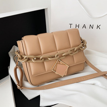Latest style Bags for Women 2020 Crossbody Bags For Women Totes Bag Popular Fashion chain messenger bag Hasp Solid Totes Bag