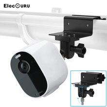 Arlo Pro 2/Pro/Ultra/Go/HD/필수 스포트라이트 용 범용 거터 마운트, Eufy 카메라 실외 보안 카메라 장착 브래킷