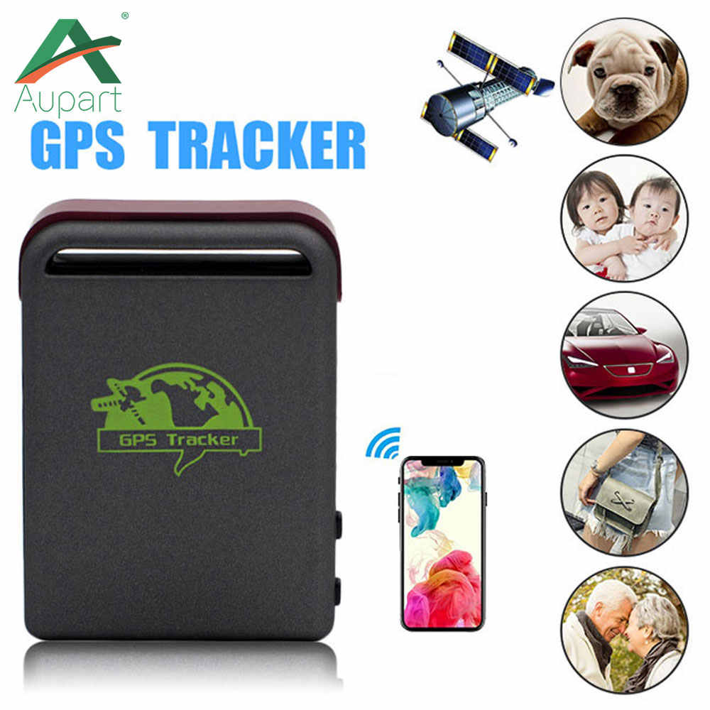 GPS/TK102 GPS Tracker For Kids Child Elderly Vehicle Pet Bike personal GSM/GPRS/GPS Car Tracking Device Real Time Location