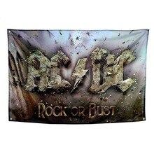 90X150cm Music Heavy Metal Rock Band Flag
