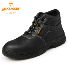 2019 Hot Sale New  work Shoes Mens Safety Shoes Anti-slip Anti-crack Anti-tie Breathable Business ShoesOutdoor Hiking Shoes