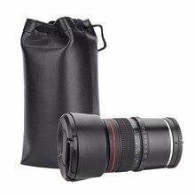 85 мм f/1,8 ручная фокусировка большая апертура средняя телефото полнокадровая ручная беззеркальная камера E объектив для sony E Mount camera