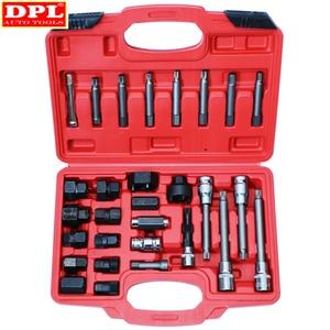 Image 2 - DPL 30 adet alternatör filibir kasnak çektirme alternatör aracı seti özel lokma seti