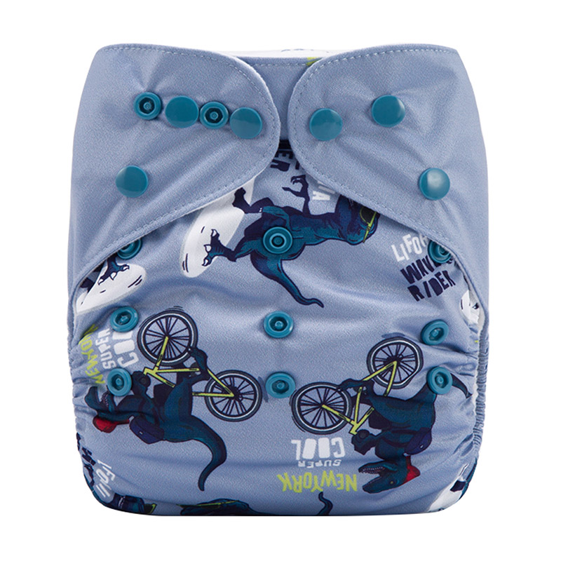 Reusable Organic Plastic Baby Cool Diapers Daily Cotton Baby Accessories Cloth Diaper For Teen DY52