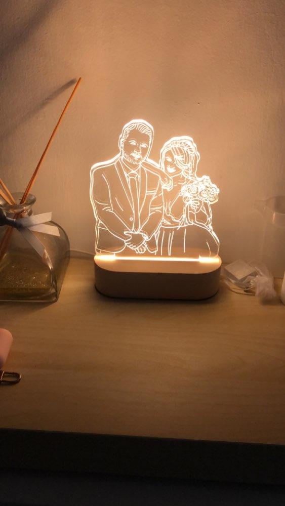-- Lâmpadas Presente Casamento