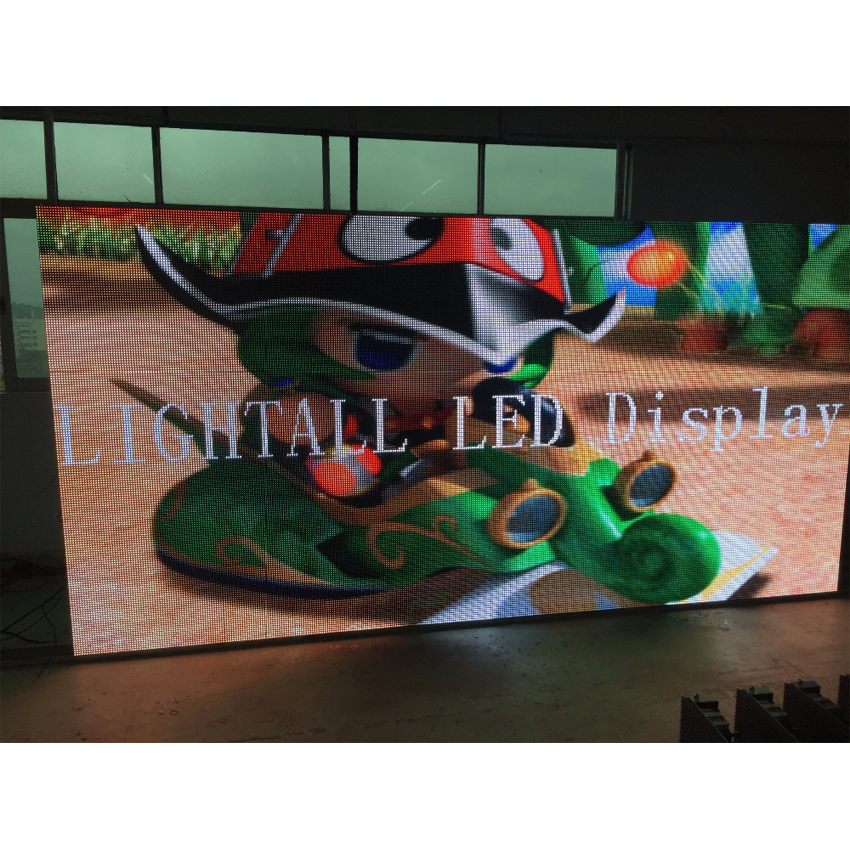 High Quality Led Display Screen P6 HD Outdoor LED Module 32*32Pixels 1/8Scan 192*192mm For Rgb LED Video Wall Advertising