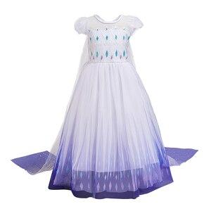 Карнавальный костюм; Платье для девочек; Детские Вечерние платья на Рождество и Хэллоуин; Disfraz; Детская одежда для выступлений