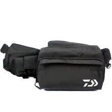 Multi-purpose fly fishing trackle bag 28*16*10cm Black Porta
