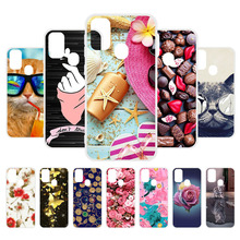 Silicone Case For Samsung M30s Case Cover For Samsung Galaxy M30s Phone Shell Soft TPU Funda Hoesje Protective For M30 S 6.4