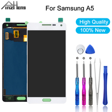 PINZHENG AAAA Quality LCD For Samsung Galaxy A5 LCD Display Touch Screen Digitizer Assembly A500 A500F A500FU A500H Screens 100% tested aaa quality for samsung galaxy a5 2015 a500 a500f a500m replacement lcd display with touch screen digitizer assembly