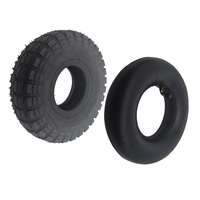 4.10/3.50 4 410/350 4 atv quad ir kart 47cc 49cc chunky 4.10 4 pneu tubo interno caber todos os modelos 3.50 4 4 4 polegada pneu Pneus     -