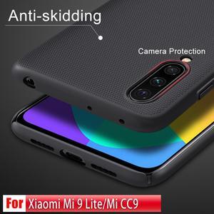 Для Xiaomi Mi 9 Lite чехол NILLKIN матовый Защитный матовый жесткий чехол-накладка для Xiaomi CC9