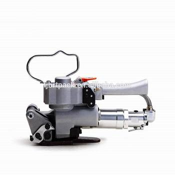 100% new xqd 25 plastic tensioning and friction welding pneumatic strapping tool pp pet strapping packing machine for 19 25mm Air Pneumatic handle strapping machine low price XQD-19 hand strip packing machine 1/2-3/4