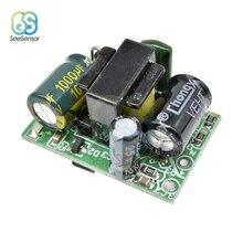 AC-DC 5V 700mA 12V 400mA 3.3V 700mA 3.5W Precision Buck Converter AC 220V to 5V DC Step Down Transformer Power Supply Module