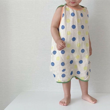 Sleeping-Bag Newborn Baby Summer Spring And Cotton Quilt Gauze Universal Kick-Proof Autumn