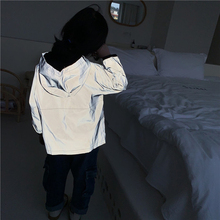 Benemaker 2020 สะท้อนแสงแจ็คเก็ตสาวสำหรับเด็ก Windproof เสื้อผ้าเด็กทารก Outerwear Windbreaker เด็กทารก Hooded Coats YJ173