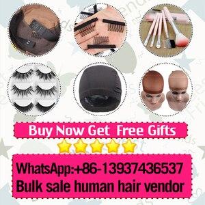 Image 5 - Afro kinky cabelo encaracolado tecer 1 2 3 6 9 pacotes negócio remy cabelo 100% extensão do cabelo humano 8 20 Polegada cor natural jarin cabelo a granel
