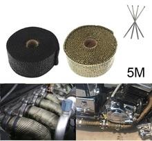 Le lien pour 5MT bandes thermiques pour 150 pièces noir, 150 pièces titanium, et 1000 pièces sangles en métal