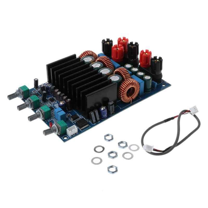 150W + 150W Leistungsverstärker Platine,Klasse D Stereokanal TAS5630 ,