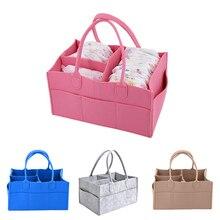Детские пеленки, самостоятельная сумка для хранения, многослойный органайзер для младенцев, портативный