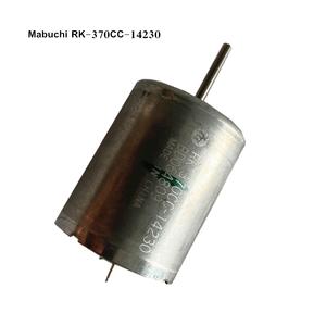 Mabuchi оригинальный RK-370CC-14230 DC мотор-редуктор постоянного тока 12V-30V 20700 об/мин