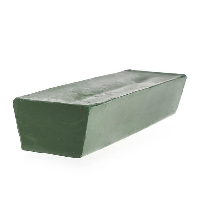 Sharpener Polishing Wax Paste Metals Chromium Oxide Green Abrasive Paste 50PB