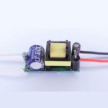Transformateur de lumière pilote LED 3-4*3W, entrée AC85-265V sortie courant Constant 600mA DC9-13V 10W alimentation électrique, 10 pièces, livraison gratuite