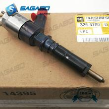 6 PCS genuine and brand new Original Injector 326-4700 3264700 for 320D Excavator цена 2017